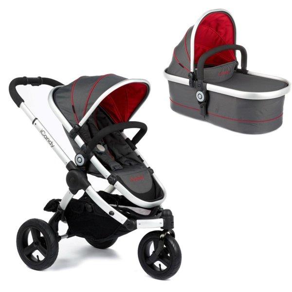 Детска количка 2в1 Peach All-Terrain